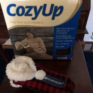 New Cozy Up & Slippers Bundle